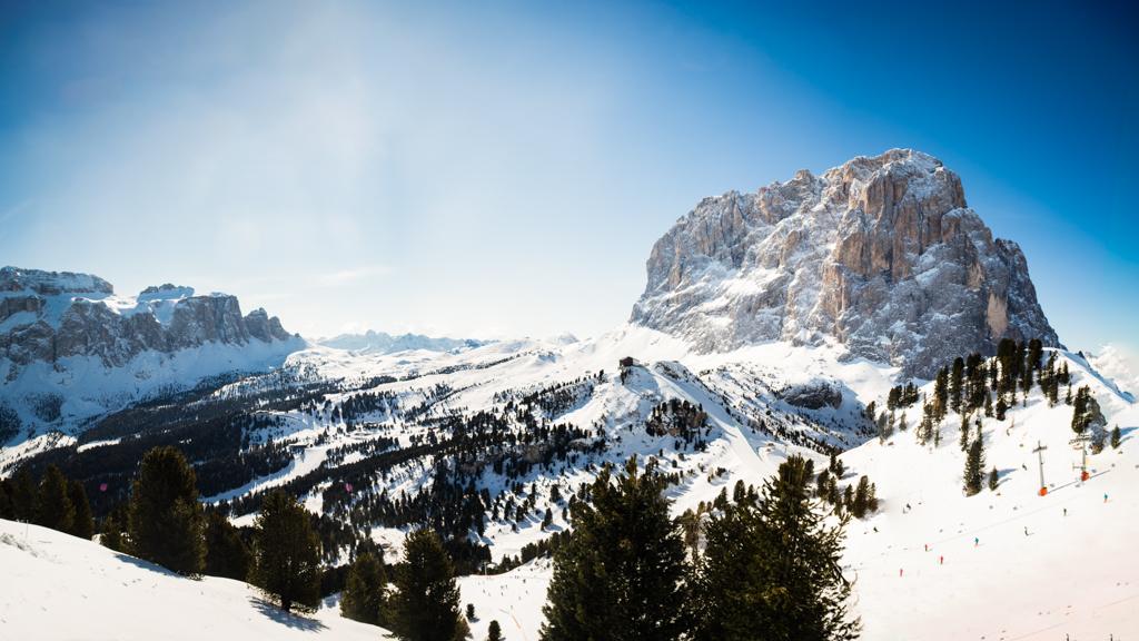 Skivakantie Dolomieten, Italië