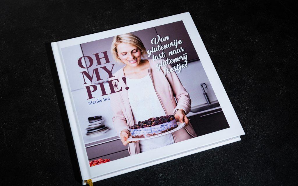 Review boek 'Oh My Pie' – Marike Bol