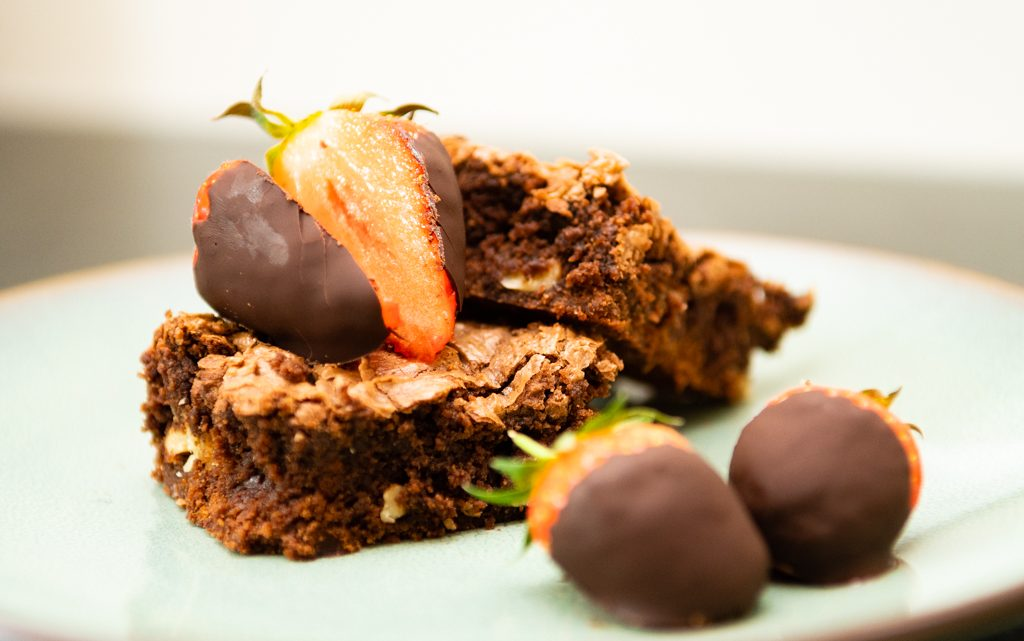Glutenvrije Brownie